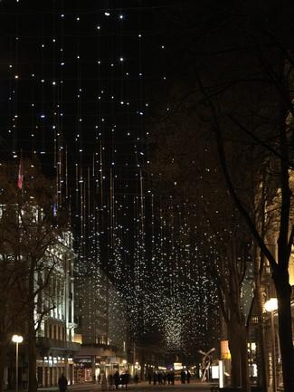 Weihnachtsbeleuchtung | Zürich > MARQUES ARCHITEKTEN AG